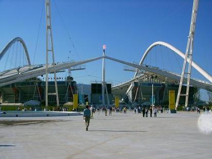 Estádio Olímpico Atenas