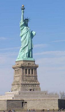 New York - Estátua da Liberdade