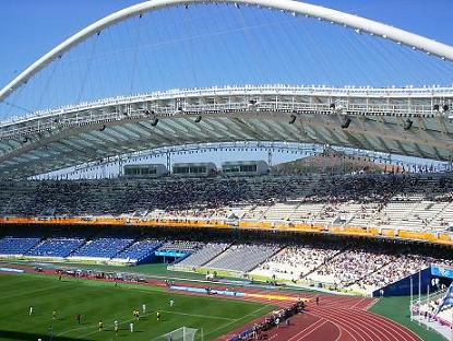 Estádio Olímpico - Final Futebol