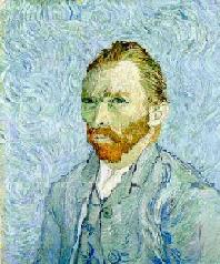 VanGogh-Self-Portrait