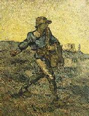 VanGogh-The Sower