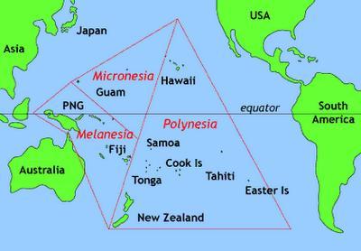 Resultado de imagem para polinesia mapa mundi