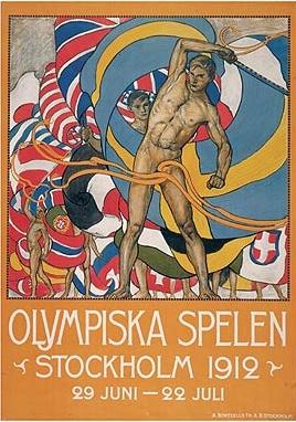 Estocolmo - 1912
