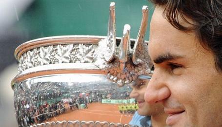 Roger Federer - Roland Garros