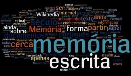 Memória - TagCloud