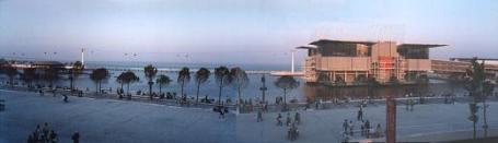 Panorama Doca dos Olivais