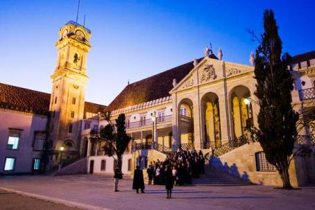 Université de Coimbra – Alta et Sofia