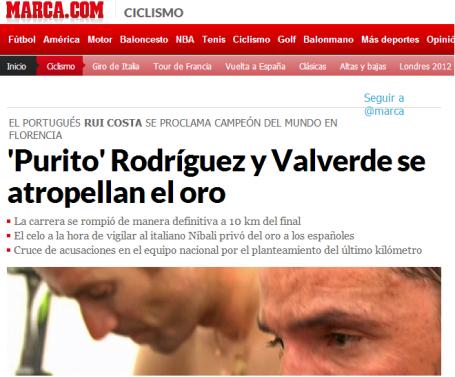 Rui Costa - Marca
