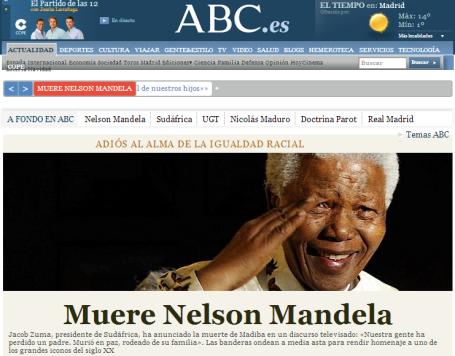 Mandela - ABC