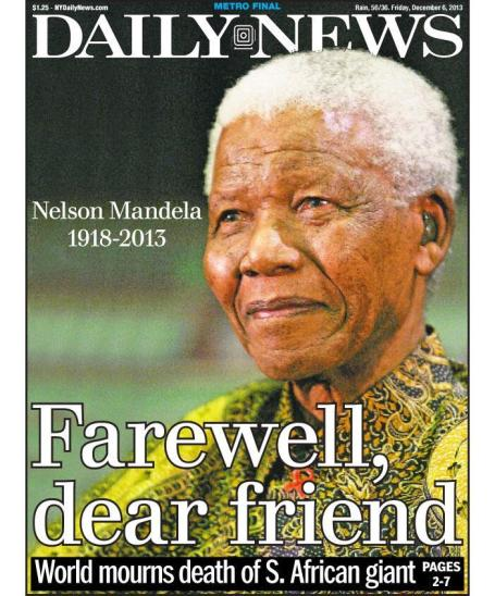 Mandela - Daily News