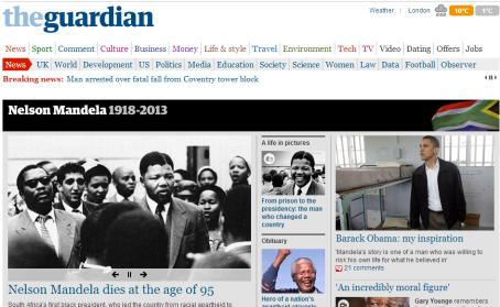 Mandela - Guardian