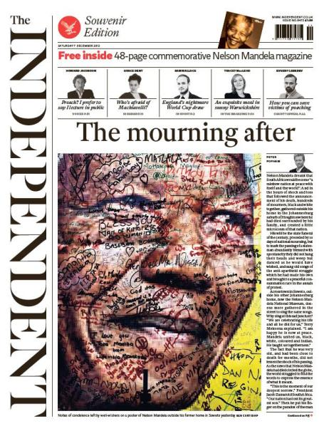 Mandela - The Independent