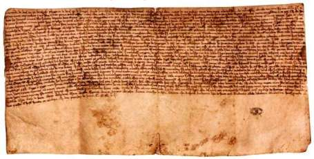 Testamento Afonso II