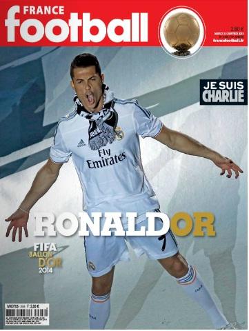 Ronaldo - France Football