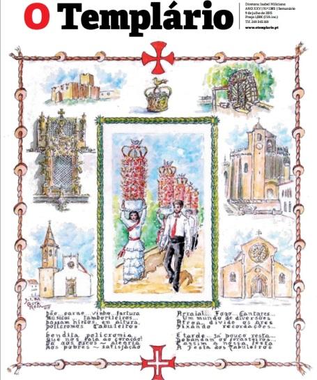 Templario - Capa 09-07-2015
