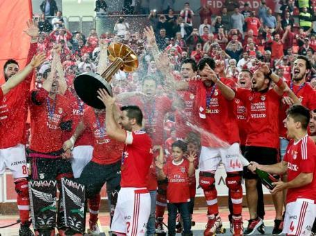 Benfica - Campeão Europeu
