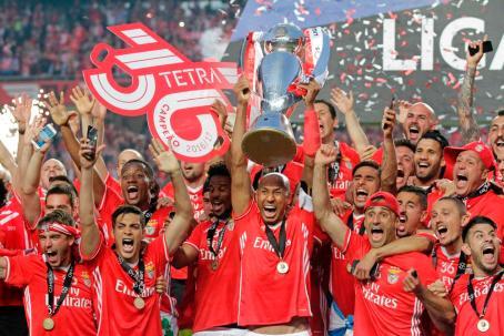 Benfica - Tetracampeão
