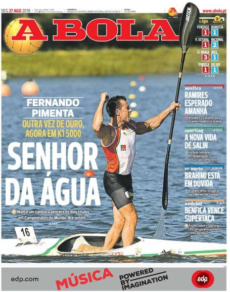 A Bola - Fernando Pimenta