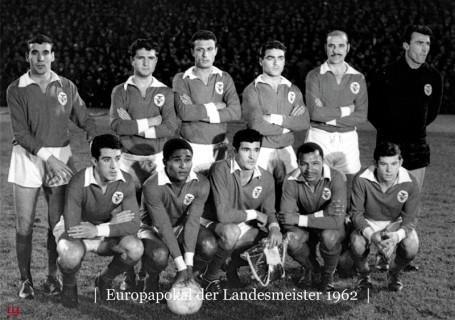 Benfica - 1961-62