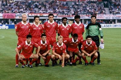 Benfica - AC Milan - 1989-90