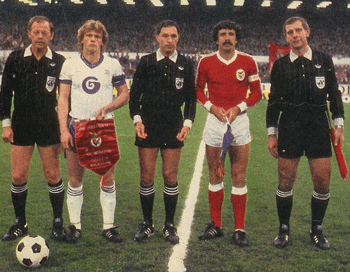 Benfica - Anderlecht - 1982-83