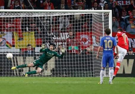Benfica - Chelsea - 2012-13