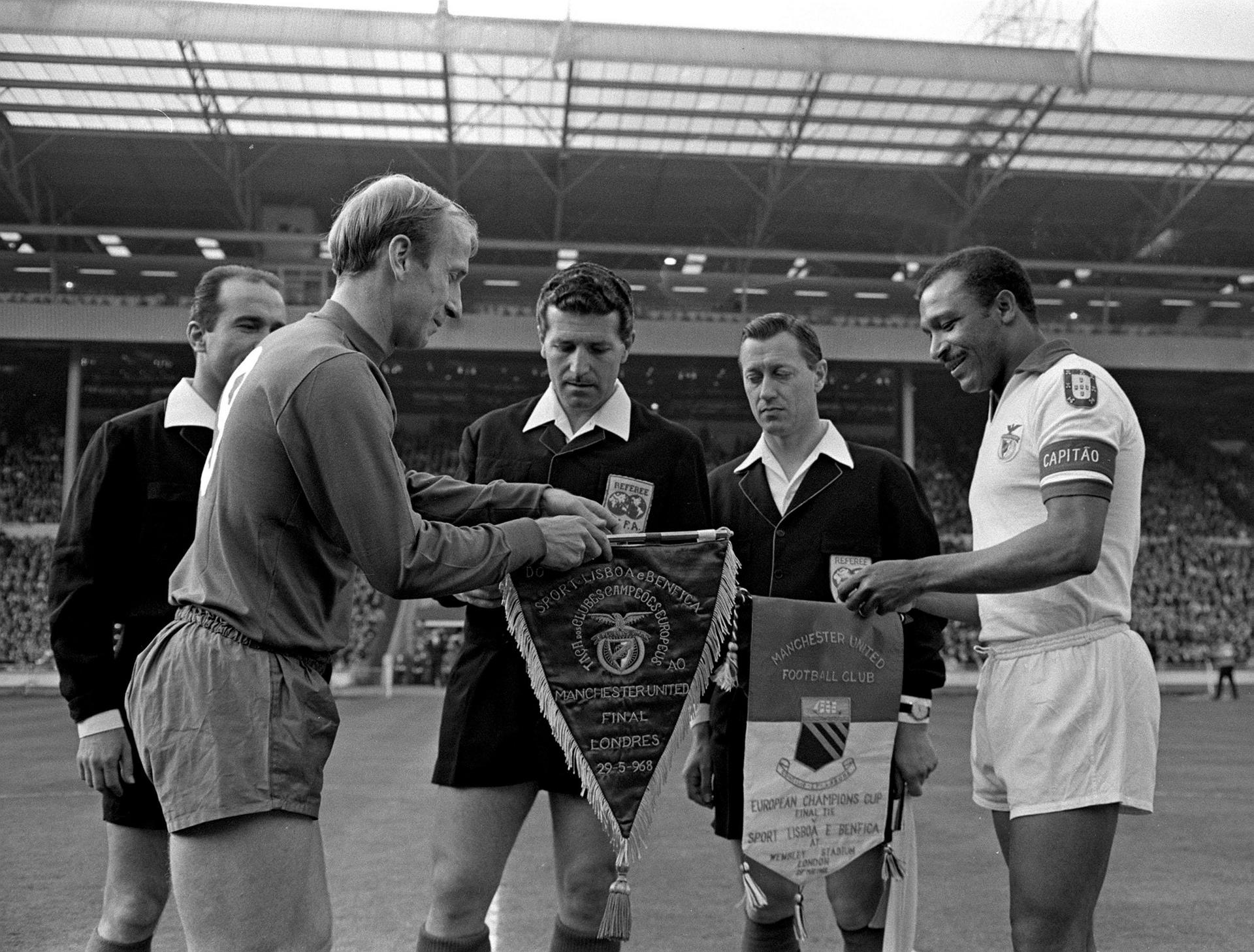 Benfica - Manchester United - 1967-68