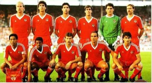 Benfica - PSV - 1987-88
