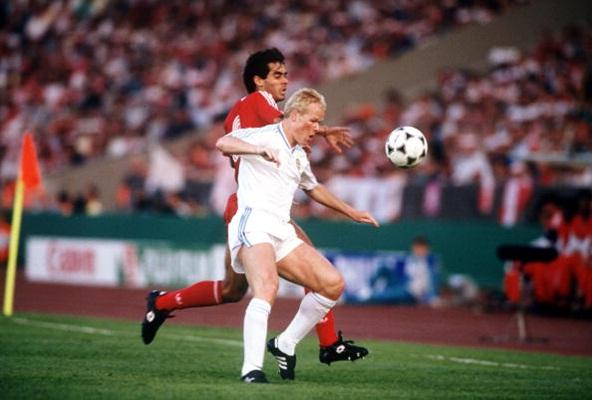 Benfica - PSV-1987-88
