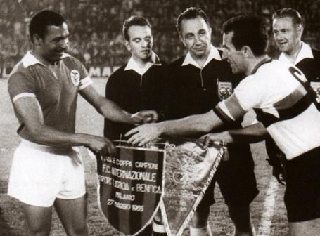 Inter - Benfica - 1964-65