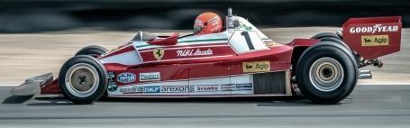 Niki Lauda - 1976 - Ferrari