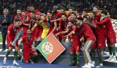 Portugal Campeão Liga Nações - 2019