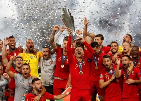 Portugal Campeão Liga Nações